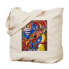 'Taming the Mind' Tote Bag