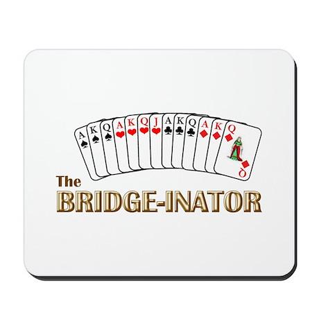 Bridge-inator Mousepad
