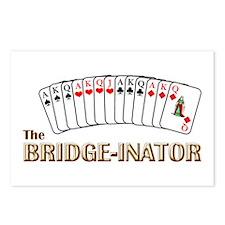 Bridge-inator  Postcards (Package of 8)