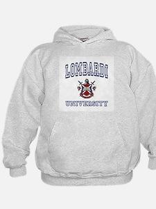 LOMBARDI University Hoodie