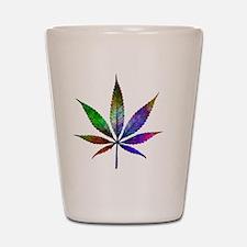 leaf Shot Glass