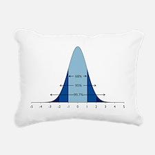 NormalShuttle Rectangular Canvas Pillow