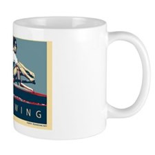 hope_rowing Small Mug