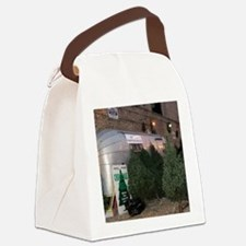holiday2 Canvas Lunch Bag