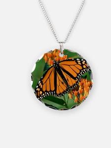 Loving Expression Monarch Bu Necklace