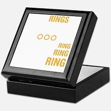 ringsDrk Keepsake Box