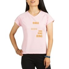 ringsDrk Performance Dry T-Shirt