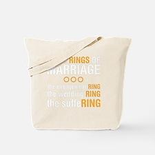 ringsDrk Tote Bag