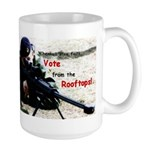 Voting Rights--RH Large Mug