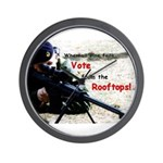 Voting Rights--Wall Clock