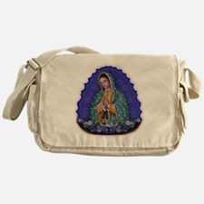 Lady of Guadalupe T6 Messenger Bag