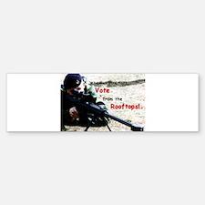 Voting Rights--Bumper Bumper Bumper Sticker