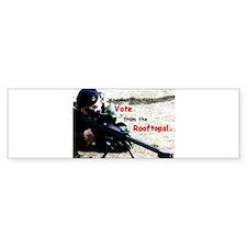 Voting Rights--Bumper Bumper Sticker