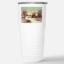 11x17_MiniPosterPrint_xmasEve01 Travel Mug