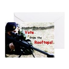 Voting Rights--Greeting Cards (Pk of 10)