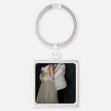 Prom_coaster Square Keychain