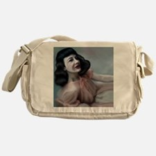 LovelyMVN_coaster Messenger Bag
