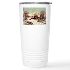 23x35_largePoster_xmasEve01599 Travel Mug