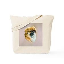 Tib Span Jewel Tote Bag