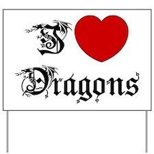 dragon75light Yard Sign