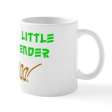 daddys little soundbender Mug