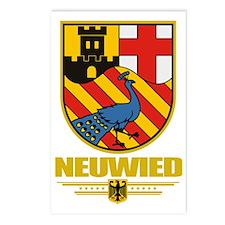 Neuwied COA Postcards (Package of 8)