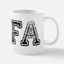 Rafa Grunge BB Mug