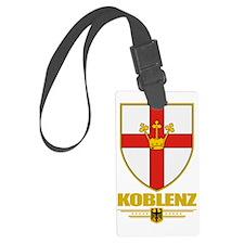 Koblenz COA Luggage Tag