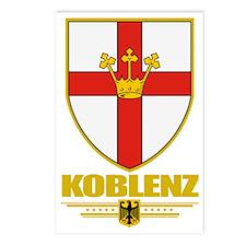 Koblenz COA Postcards (Package of 8)