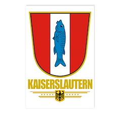 Kaiserslautern COA Postcards (Package of 8)