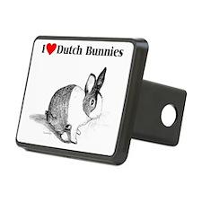 funnyfheartdutchbuns Hitch Cover