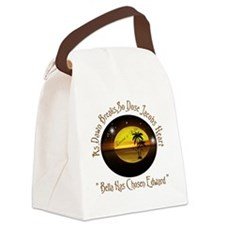 As Dawn Breaks Canvas Lunch Bag
