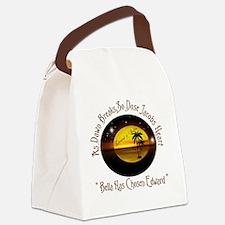 As Dawn Breaks Canvas Lunch Bag