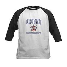 GRUBER University Tee