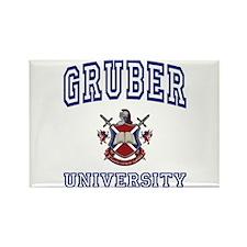 GRUBER University Rectangle Magnet