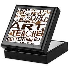 artteacherbrown Keepsake Box