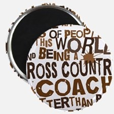 crosscountrycoachbrown Magnet