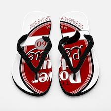 the power hour league Flip Flops