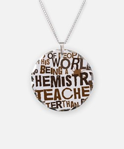 chemistryteacherbrown Necklace