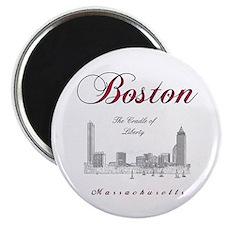 Boston_Wmn_plusv_front_Skyline_BlackRed Magnet