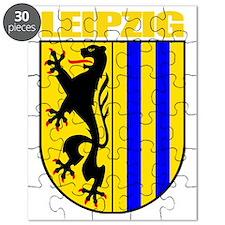 Leipzig (blk) Puzzle