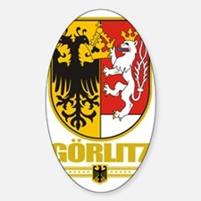 Gorlitz COA Sticker (Oval)