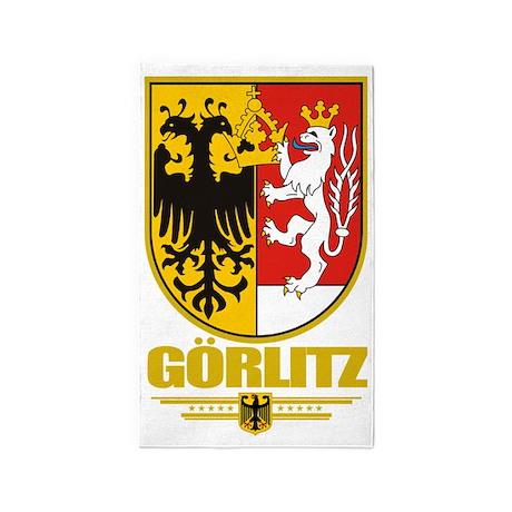 Gorlitz COA 3'x5' Area Rug