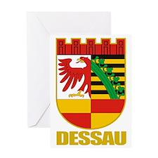 Dessau COA Greeting Card