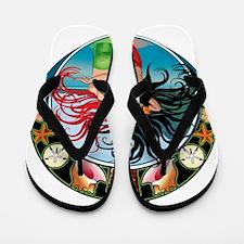 MarinaScarlett Flip Flops
