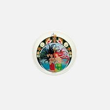 MarinaScarlett Mini Button