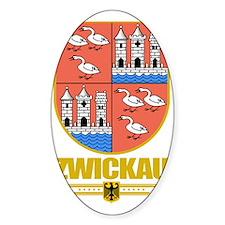 Zwickau (Flag 10) Decal