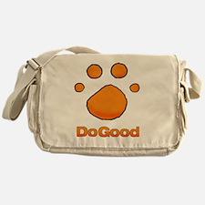 DoGood ORANGE_edited-2 Messenger Bag