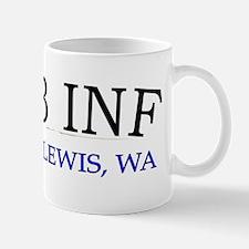 2nd Bn 3rd Infantry cap Mug