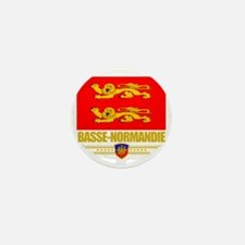 Basse-Normandie (Flag 10) Mini Button